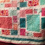 Patchwork in the Peaks 5 Mystery quilt